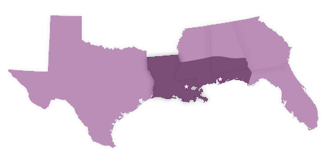 Distribution Map 2021